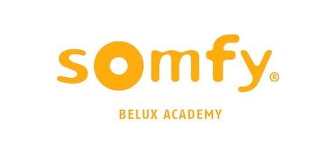 Formation de base motorisation Somfy - FR  billets