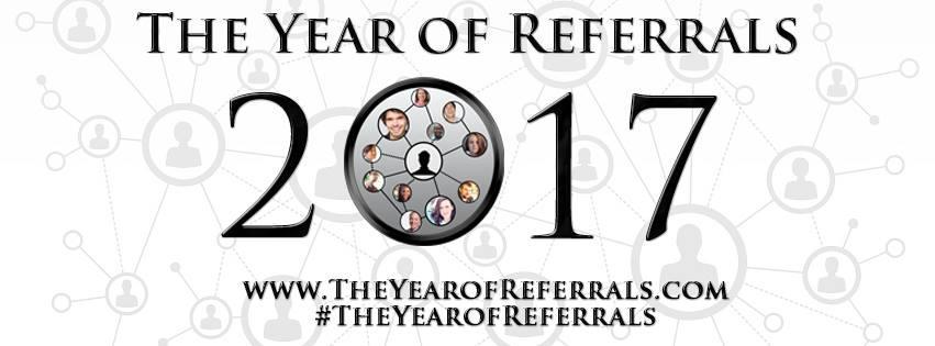 BayArea MVP Referral Mastery 2017 Year of Ref