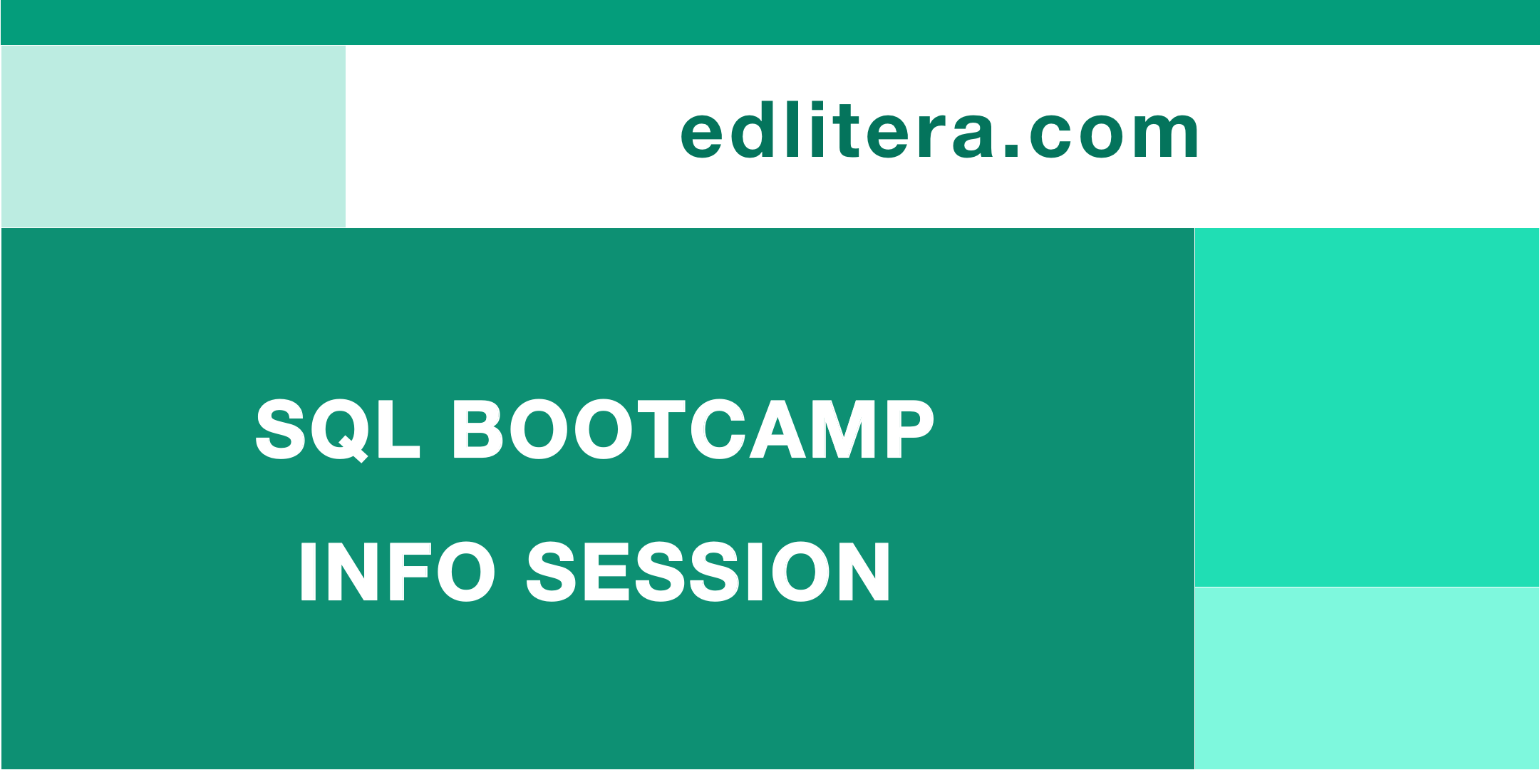 Pittsburgh SQL Bootcamp Info Session
