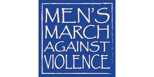 Men's March Against Violence 2018