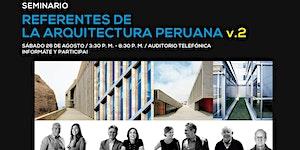 REFERENTES DE LA ARQUITECTURA PERUANA v.2