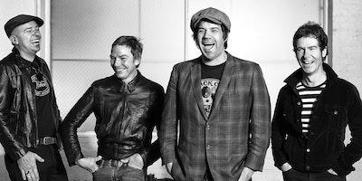 '4 QUARTERS OF MELBOURNE ROCK 'N' ROLL' ft. DALLAS CRANE