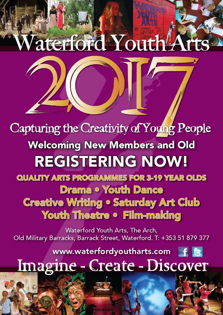 WatYouthArts CREATIVE WRITING (14-18 yrs)
