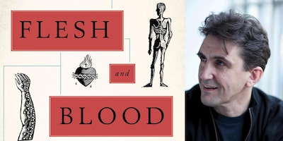 Flesh and Blood: an evening with Stephen McGann