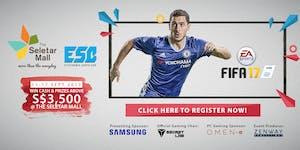 The Seletar Mall Esports Festival - FIFA 17 Tournament