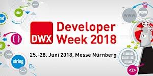 DWX - Developer Week 2018