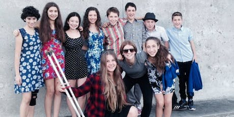Tween Shabbat: Grades 6-7 tickets
