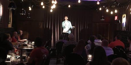 Underground Comedy at Rí Rá Irish Pub tickets