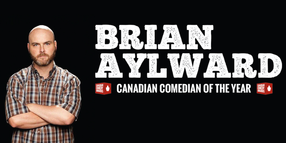 Brian Aylward LIVE in Miramichi presented by High Tide Comedy Fest