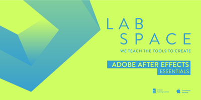 Adobe After Effects Essentials Course Sydney LS
