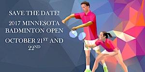 2017 Minnesota Open Badminton Tournament