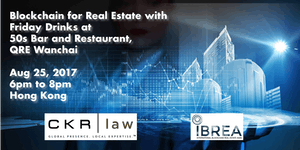 Blockchain for Real Estate over Friday Night Drinks