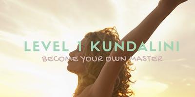 Level 1 Kundalini Yoga Teacher Training 2019