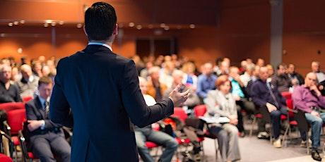 Public Speaking & Leadership Training Coral Springs / Coconut Creek tickets