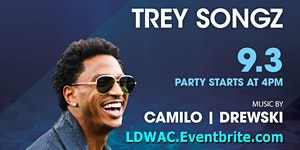 TREY SONGZ! LDW 2017 ★ The Pool After Dark ★ Harrahs -...