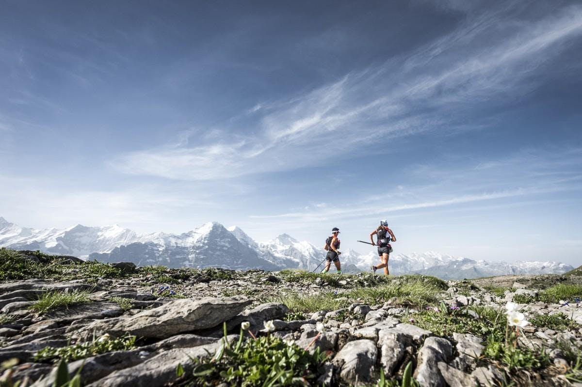 Trailreis Eiger Ultra Trail 2018