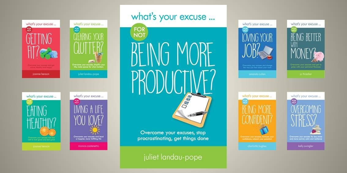 Book launch: What's Your Excuse for not Being