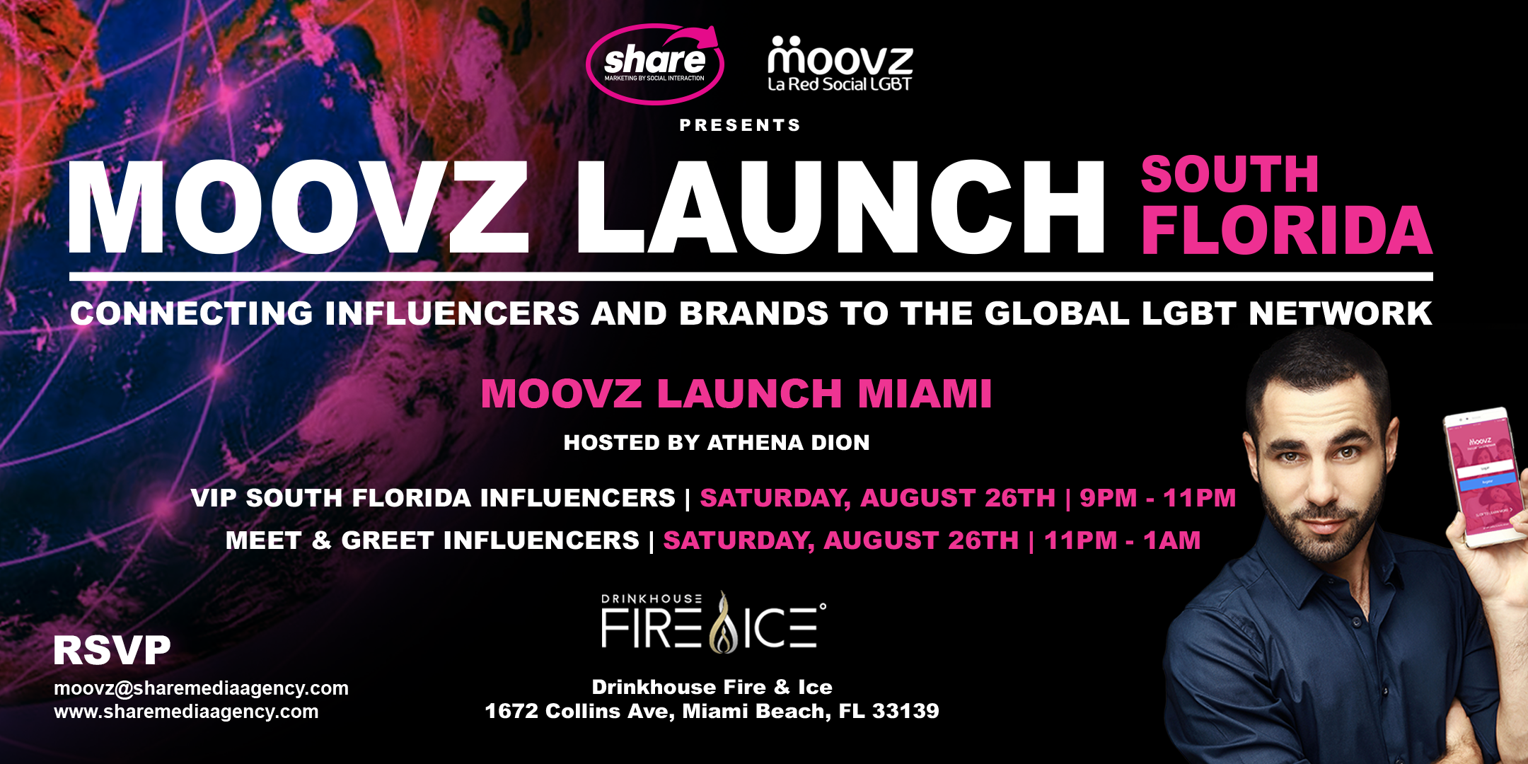 Moovz Launch Miami
