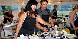 Harvest, Cook & Dine with Chef Eric LeVine