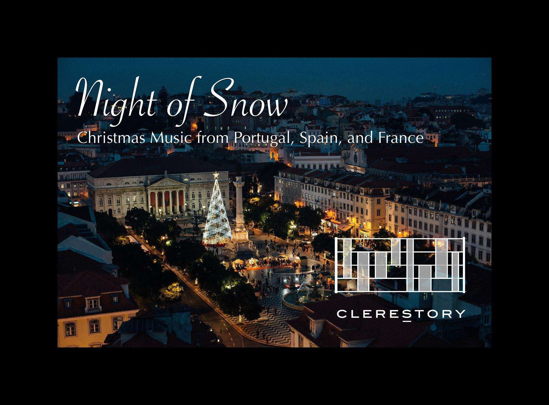 Night of Snow - Christmas Music from Portugal