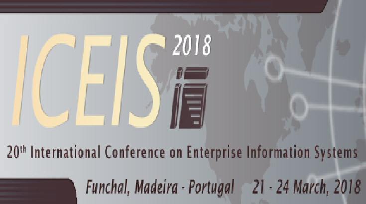 ICEIS 2018 - 20th International Conference on Enterprise Information Systems (ins)