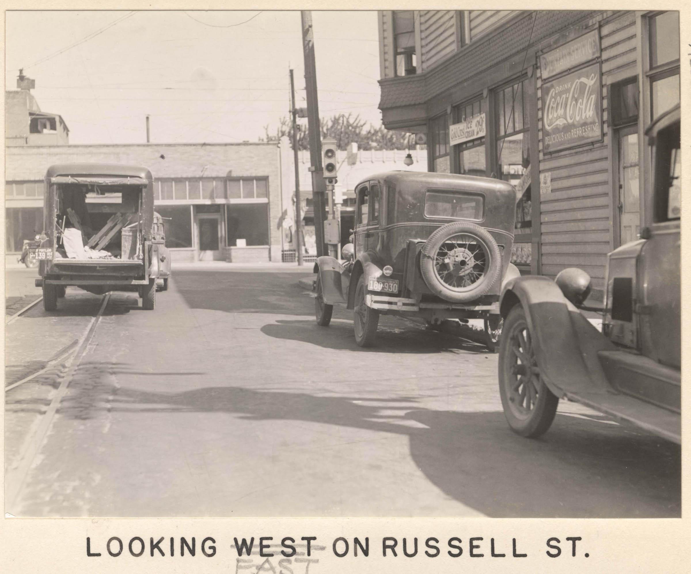 Russell Street Jam with Mars retrieval Unit
