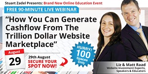 BRISBANE 'Fast Website Profits' Masterclass: Online...
