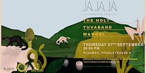 Ja Ja Ja Berlin: Tuvaband (NO), The Holy (FI), Wangel...