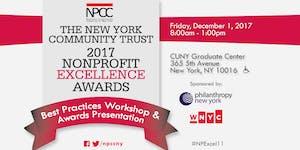 2017 New York Community Trust Nonprofit Excellence...