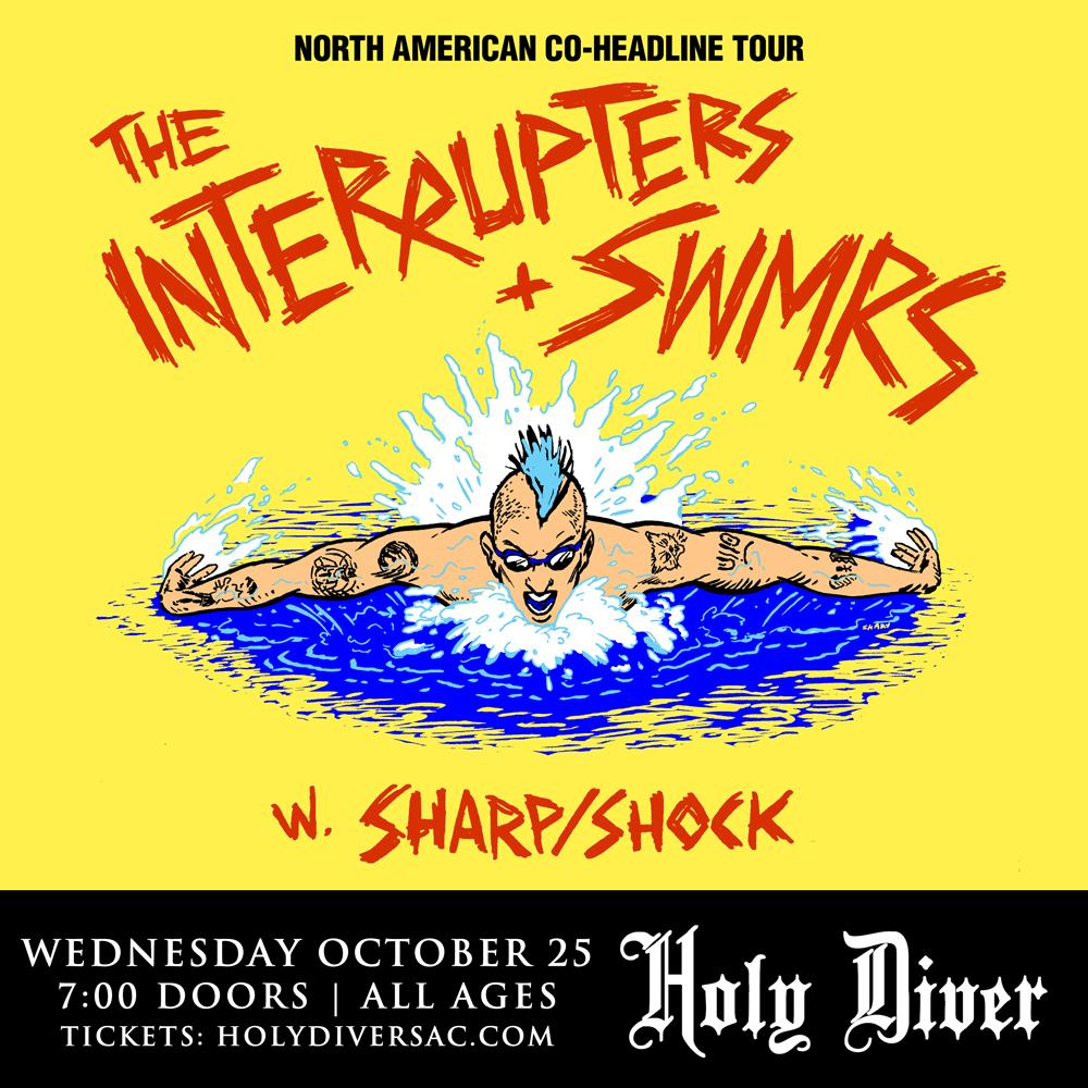 SWMRS / The Interrupters