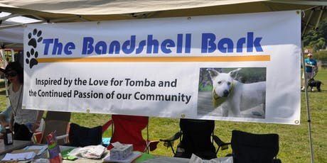 """Rescheduled Date Of The Fourteenth Annual Bandshell Bark Dog Walk and Festival """"Benefiting the continued preservation of the Roxbury Bandshell, The Humane Society of Cambria County and other canine related projects"""" tickets"""