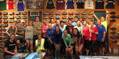 MS Norwell Run Club
