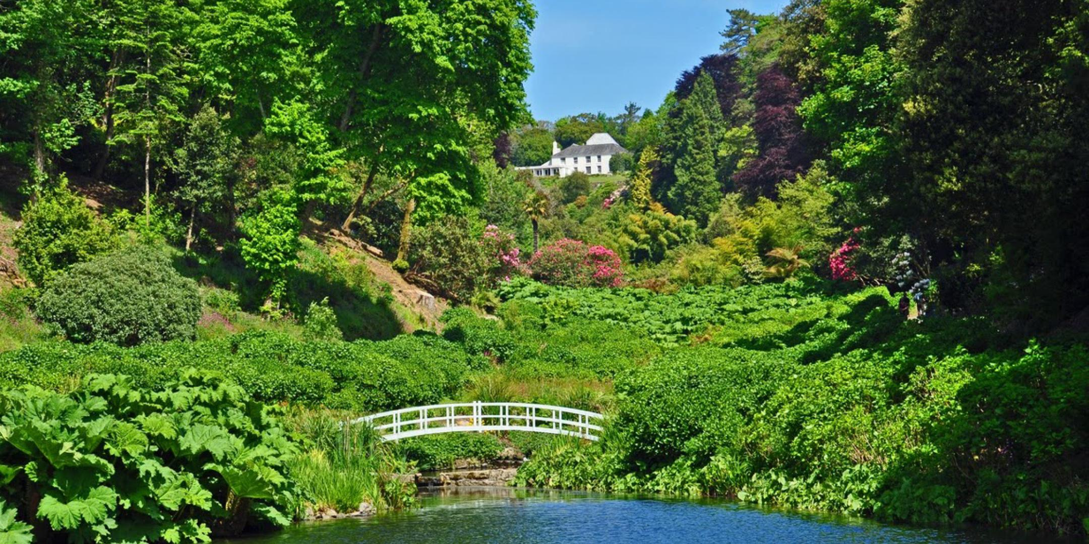Great Gardens of Cornwall (5 Day Excursion)