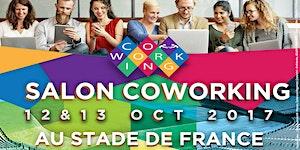 Le Salon Coworking au Stade de France les 12 et 13...