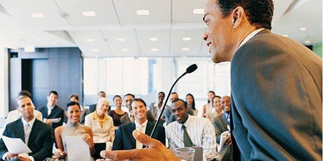 1st LONDON TOASTMASTERS: learn how to present and deliver a speech tickets