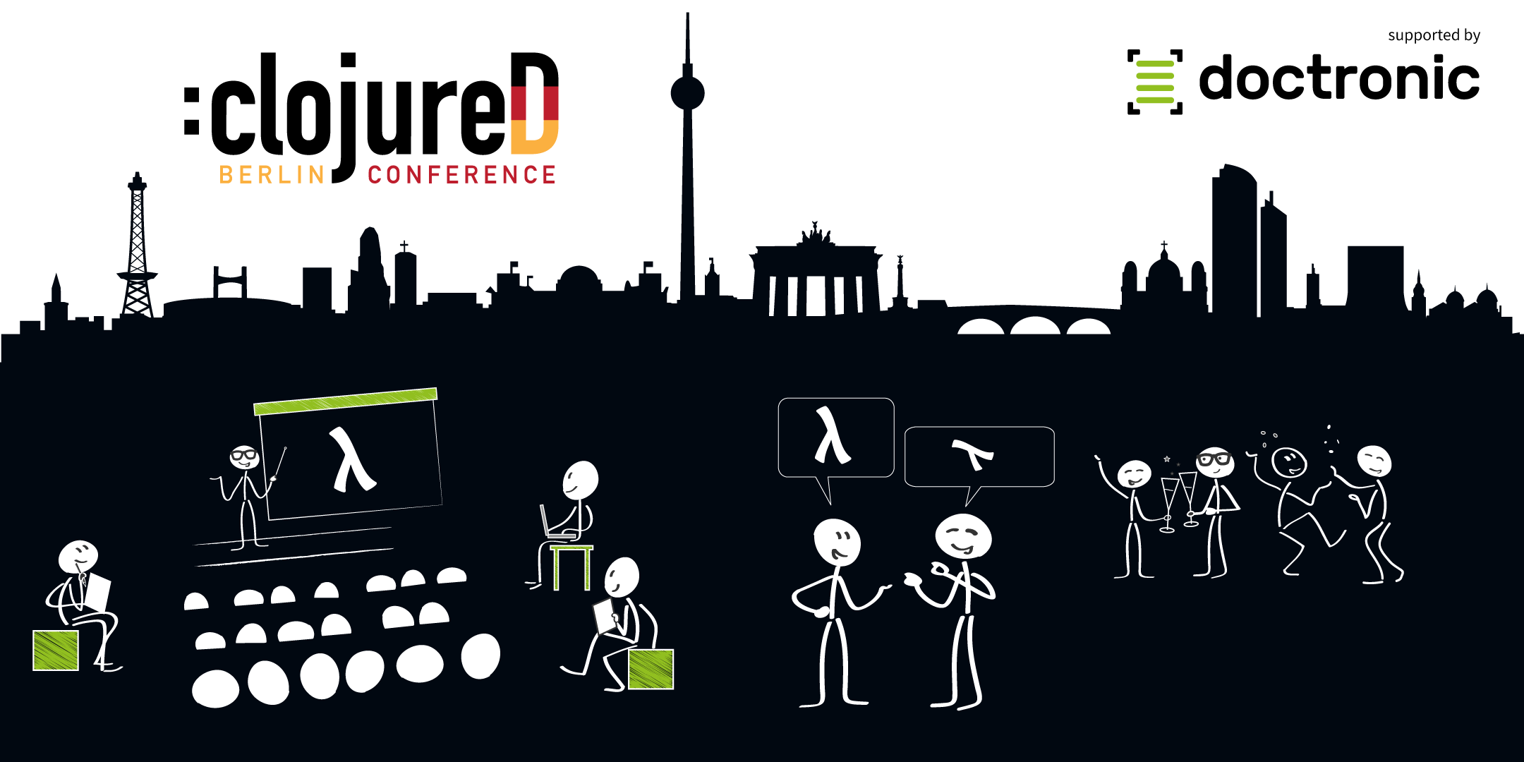 :clojureD Berlin Conference 2018