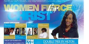 King Daughters 2017 Woman FIERCE FOR CHRIST Conference