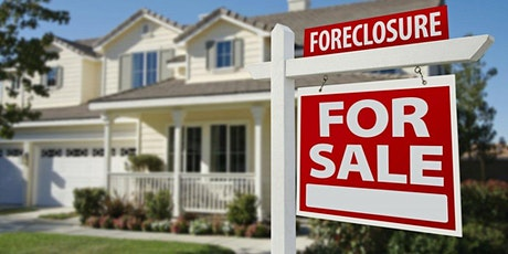 NEW NJ FORECLOSURE Assistants Training: Potential $150K+ Per Year! tickets