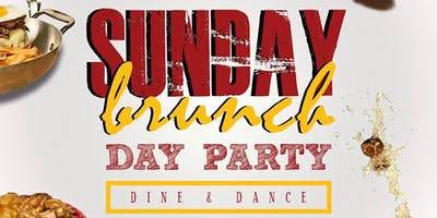 SUNDAY BRUNCH & DAY PARTY AT ATLANTIS