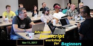 Advanced JavaScript Workshop for Beginners