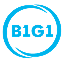 B1G1: Business for Good logo