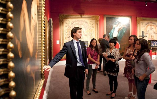 OPEN DAY @ Sotheby's Institute of Art-London / Friday, 16 February 2018