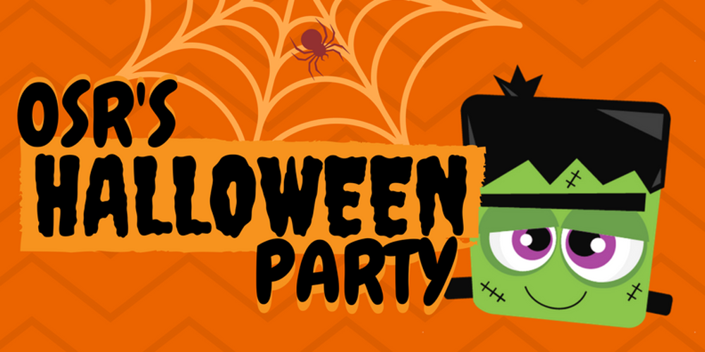 OSR'S Halloween Party Tickets, Tue, Oct 24, 2017 at 5:00 PM ...