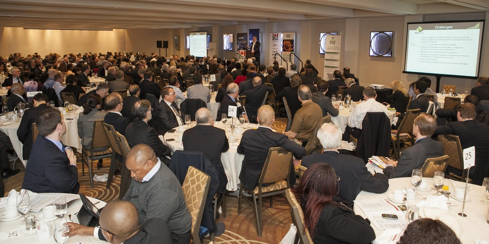 Image result for images of mineafrica conference 2018
