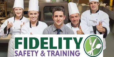 Certified Professional Food Safety Manager Course & Exam, Visalia, CA