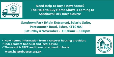 Help To Buy Home Show