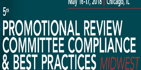 5th Promotional Review Committee Compliance & Best Practices - Midwest (exl) AS tickets