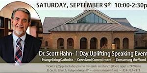 Dr. Scott Hahn- One Day Speaking Event!