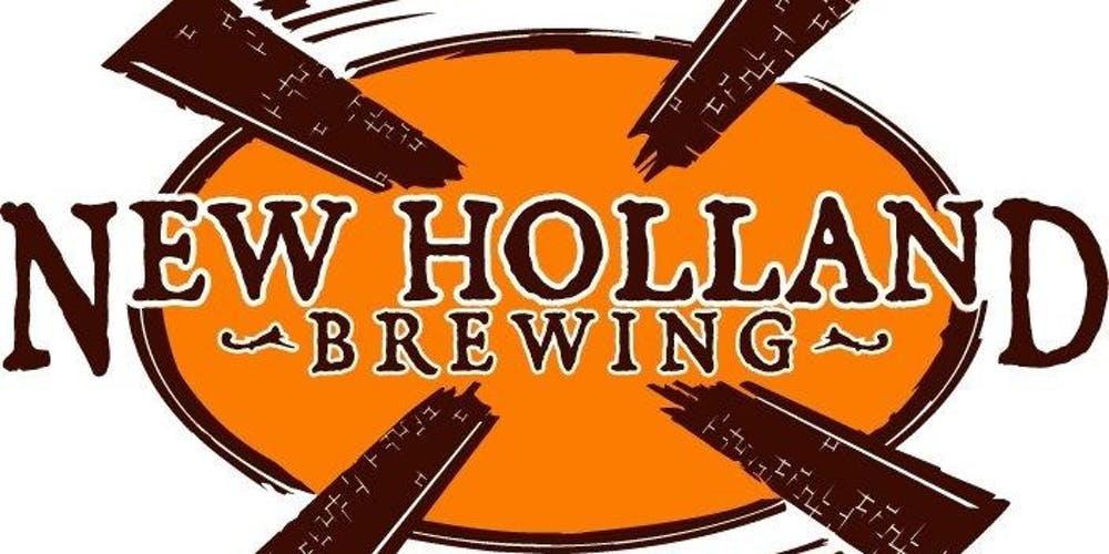 12:00pm New Holland Beer & Spirits Production Tour