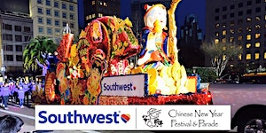 Southwest Airlines Chinese New Year Parade - 2018